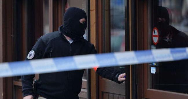 Brüksel'de terör operasyonu: 6 gözaltı