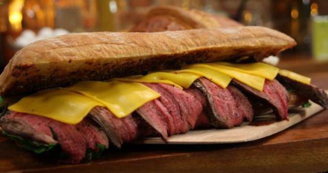 Bonfile Sandviç Nasıl Yapılır?
