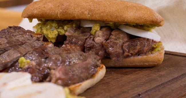 Avokado Soslu Sandviç Nasıl Yapılır?