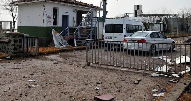 Mermer Karakolu'nda 3 asker şehit oldu,