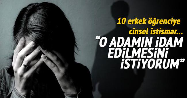 İsmail Cenk Dilberoğlu: O adamın idam edilmesini istiyorum