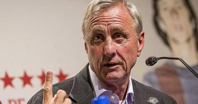 Cruyff'un cenaze töreni Barcelona'da
