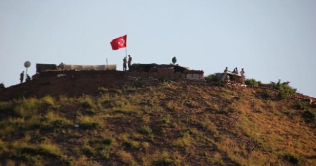 PKK'dan sınır bölüğüne saldırı