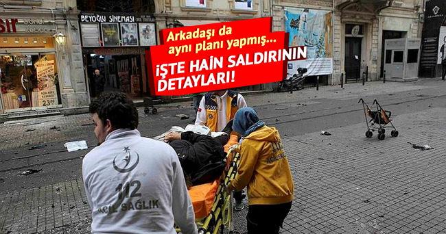 IŞİD'li Mehmet Öztürk'ün arkadaşı da saldırı üzerineymiş!