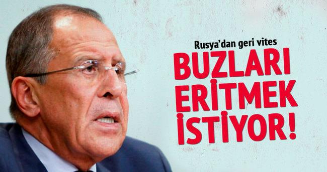 Lavrov: Suriye nedeniyle yaptırım uygulanabilir