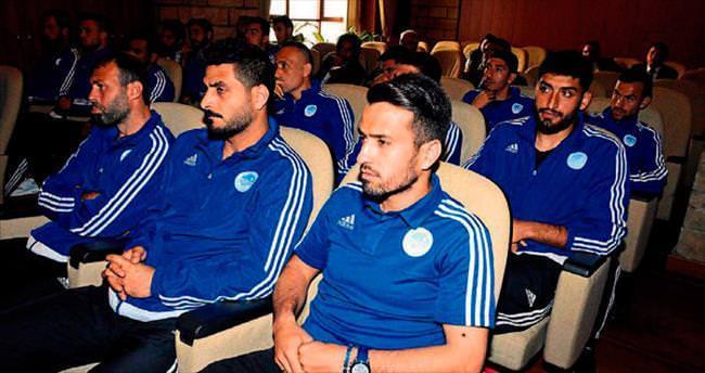 Meskispor'a destek sözü