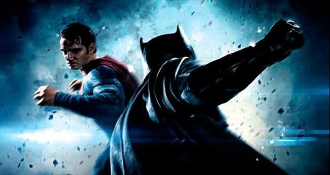 Süper kahramanlar da kıskanır