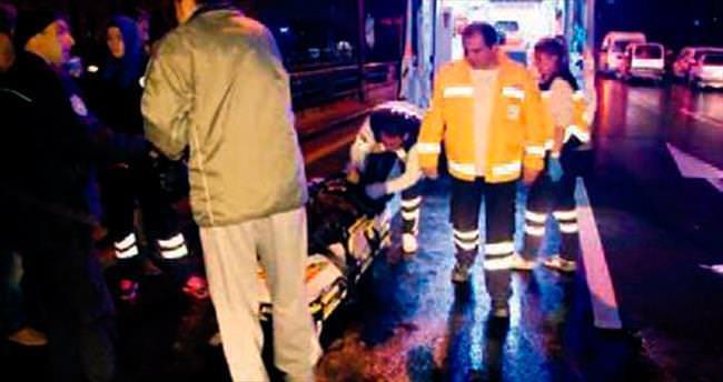 Keçiören'de trafik kazası 1 ölü