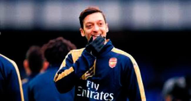 Mesut Barça'ya Arda Arsenal'e