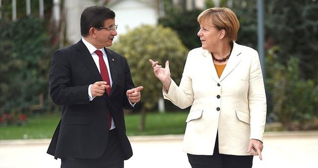 Merkel Kilis'e geliyor