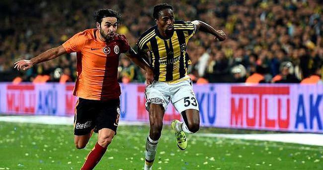 Bakan Kılıç'tan Galatasaray-Fenerbahçe derbisi açıklaması