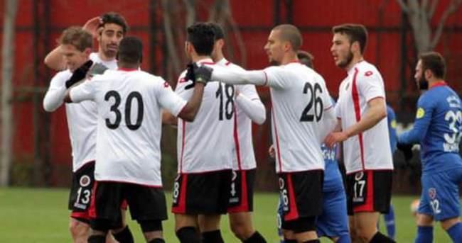 Gençlerbirliği, Karabükspor ile 1-1 berabere kaldı