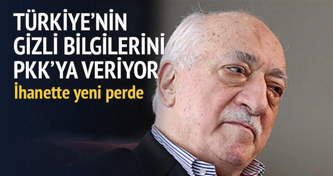 Bakan Çavuşoğlu: Paralel çete Türkiye'nin gizli bilgilerini PKK'ya veriyor