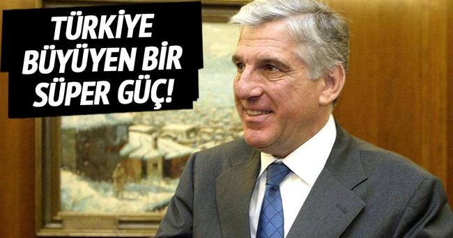 Türkiye süper güç