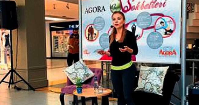 Agora'da kadınlara özel pilates eğitimi