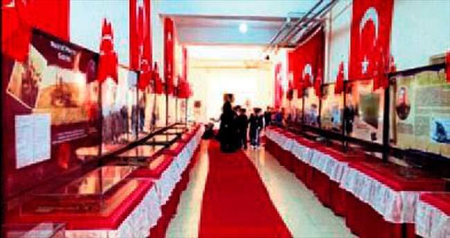 Gaziler Vakfı'ndan Çanakkale Müzesi