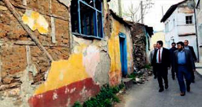 Osmangazi'den eski Bursa evlerine proje