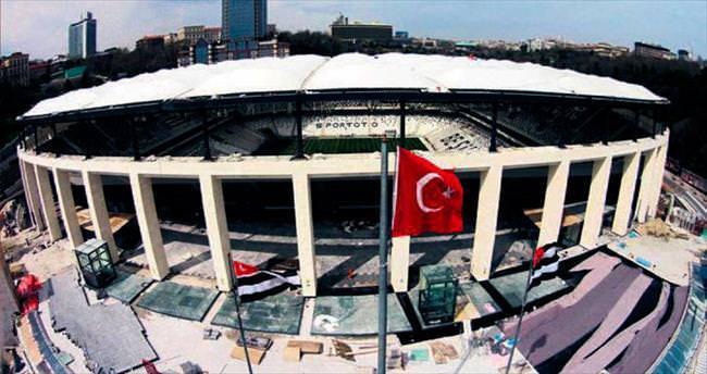 Vodafone Arena Bursalı taraftara yasak
