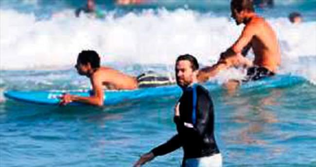 Hugh Jackman oğlunun hayatını kurtardı