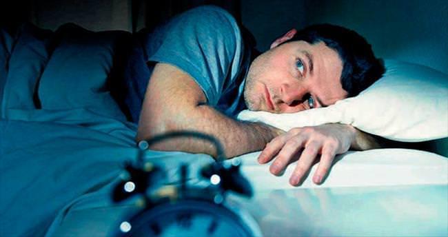 Uyku bozukluğu genlere bağlı