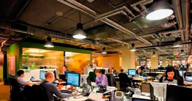 Şirketlerin ofisteki ömrü beş yıla indi