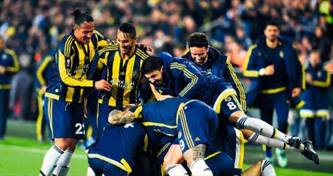 Fenerbahçe evinde kral