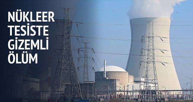 Nükleer tesiste gizemli ölüm