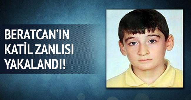 Beratcan Karakütük'ün katil zanlısı yakalandı