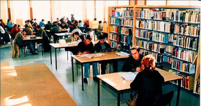 Antalya'da en eski kütüphaneler