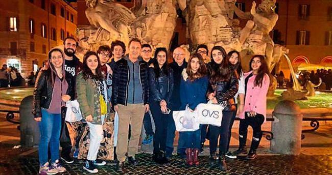 Adana Final MUN Kulübü İtalya'da