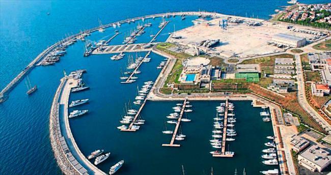 Yeni Foça Yat Limanı için geri sayım başladı