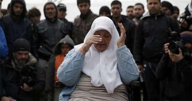 Yunanistan'dan sığınmacılara skandal teklif
