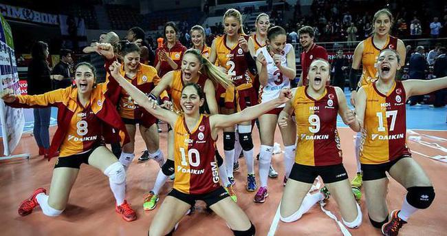 Galatasaray - Dinamo Krasnodar CEV Kupası final maçı ne zaman saat kaçta?