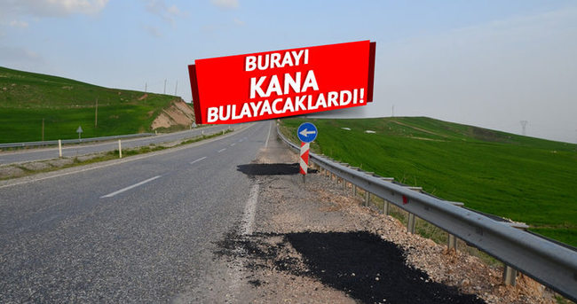 Silvan'da PKK'nın yerleştirdiği EYM infilak ettirildi!