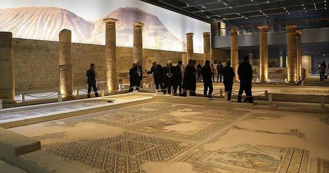 Türkiye'nin mozaikleri dünyada tanıtılacak