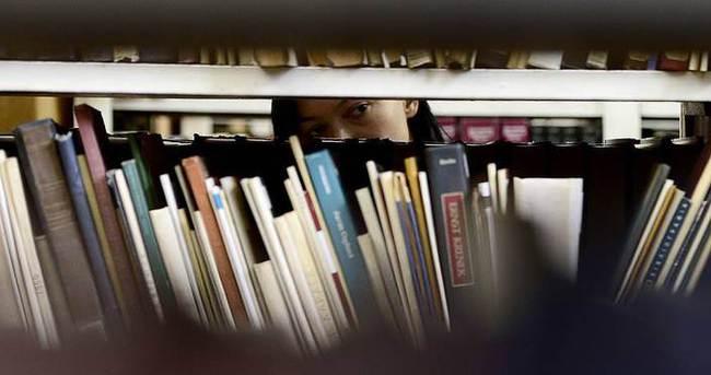 'Türkiye nüfusunun yüzde 2'si kütüphaneye üye'