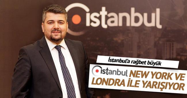 'Nokta İstanbul' New York ve Londra'yla yarışıyor