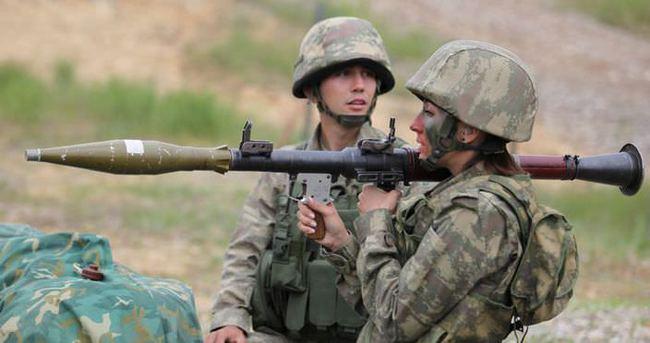 Milli Savunma Bakanlığı'ndan ''kadın asker'' açıklaması