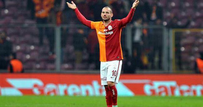 Sneijder'den kötü haber