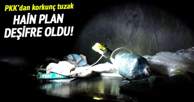 PKK'dan korkunç tuzak!