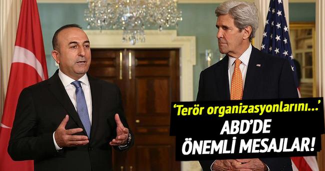 'Terör organizasyonlarını yenmek zorundayız'