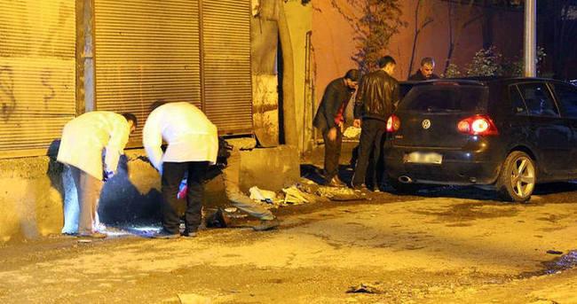 Batman'da polis merkezine bombalı saldırı