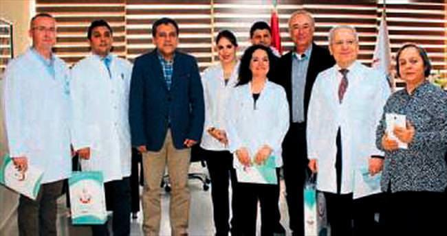 'Yılın Doktoru' Doç. Dr. Öztürk
