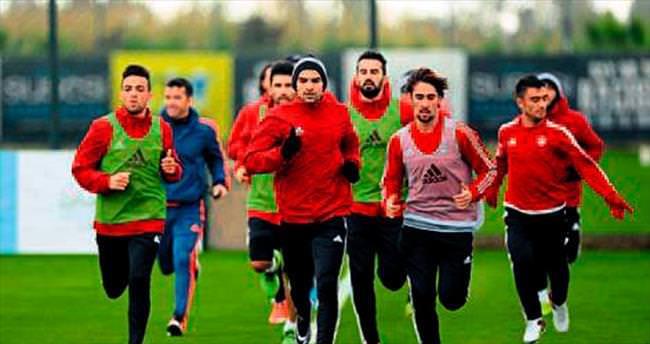 Trabzon mesaisi başladı