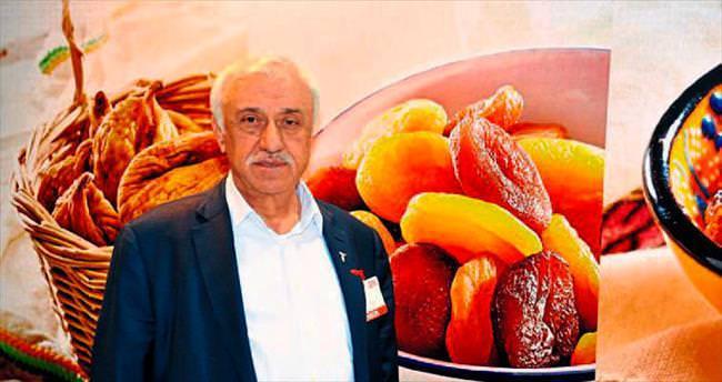 Kuru meyve ihracatında yüzde 34,5 artış yaşandı