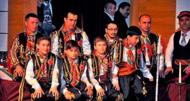 Yarenler Ankara'da bir araya geldi