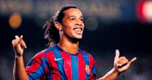 Ronaldinho'nun iki seçeneği var