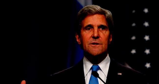Kerry: DAEŞ'e karşı Türkiye önemli ortak