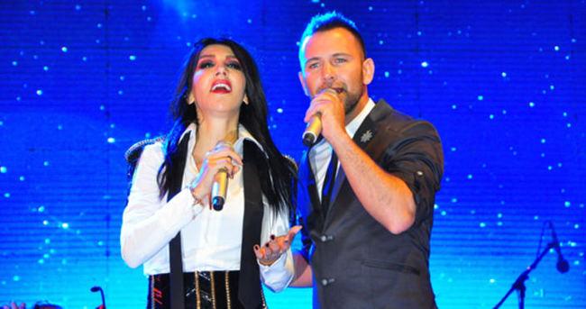 Berksan, Hande Yener'e savaş açtı!