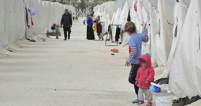 Mardin'de çadır kentte yangın: 3 çocuk hayatını kaybetti